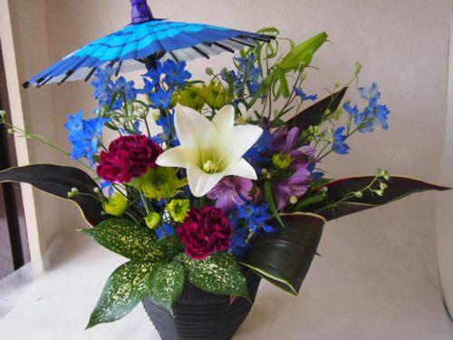 花ギフト|フラワーギフト|誕生日 花|カノシェ話題|スタンド花|ウエディングブーケ|花束|花屋|49426(1)