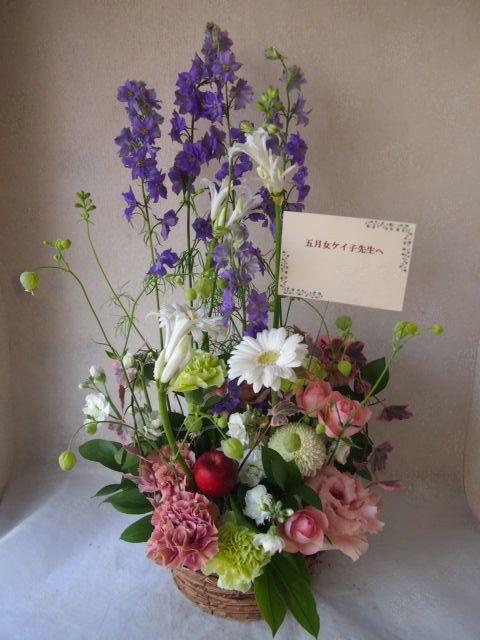 花ギフト|フラワーギフト|誕生日 花|カノシェ話題|スタンド花|ウエディングブーケ|花束|花屋|51883