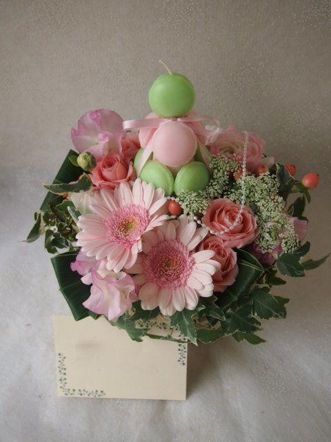 花ギフト|フラワーギフト|誕生日 花|カノシェ話題|スタンド花|ウエディングブーケ|花束|花屋|53884