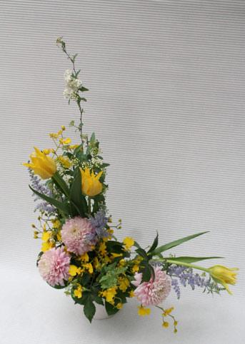 花ギフト|フラワーギフト|誕生日 花|カノシェ話題|スタンド花|ウエディングブーケ|花束|花屋|IMG_2634