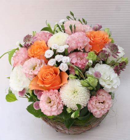 花ギフト|フラワーギフト|誕生日 花|カノシェ話題|スタンド花|ウエディングブーケ|花束|花屋|IMG_0360