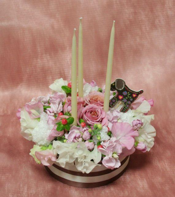 花ギフト|フラワーギフト|誕生日 花|カノシェ話題|スタンド花|ウエディングブーケ|花束|花屋|IMG_0703