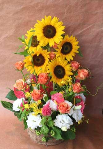 花ギフト|フラワーギフト|誕生日 花|カノシェ話題|スタンド花|ウエディングブーケ|花束|花屋|たむ