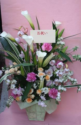 花ギフト|フラワーギフト|誕生日 花|カノシェ話題|スタンド花|ウエディングブーケ|花束|花屋|rie