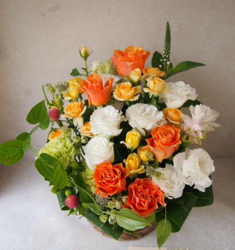 花ギフト|フラワーギフト|誕生日 花|カノシェ話題|スタンド花|ウエディングブーケ|花束|花屋|56762