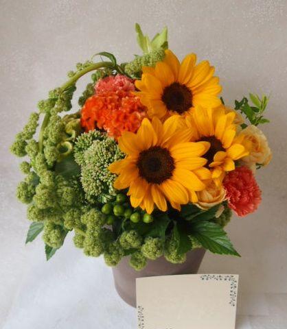 花ギフト|フラワーギフト|誕生日 花|カノシェ話題|スタンド花|ウエディングブーケ|花束|花屋|50084