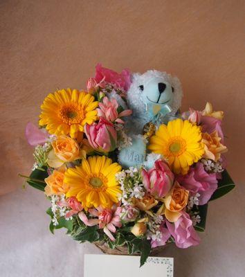 花ギフト|フラワーギフト|誕生日 花|カノシェ話題|スタンド花|ウエディングブーケ|花束|花屋|38832