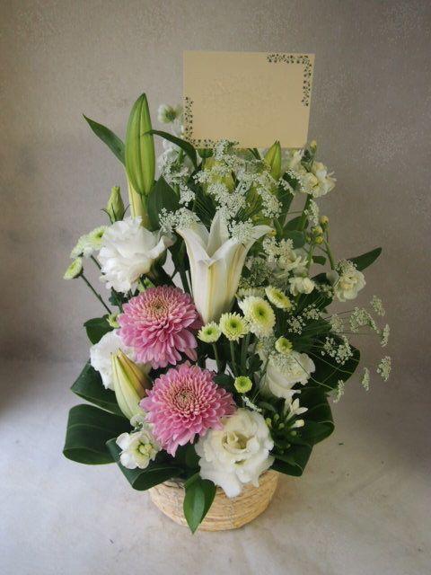 花ギフト|フラワーギフト|誕生日 花|カノシェ話題|スタンド花|ウエディングブーケ|花束|花屋|52009