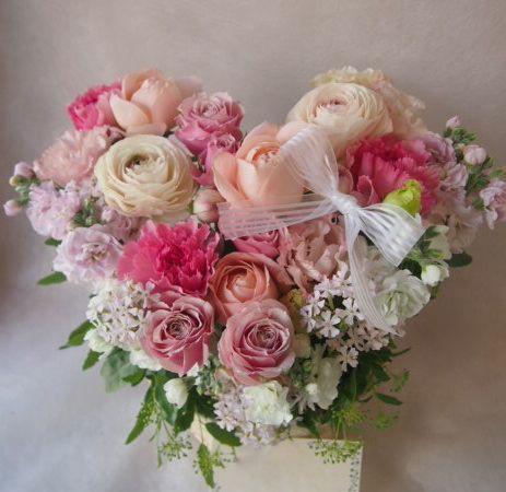 花ギフト|フラワーギフト|誕生日 花|カノシェ話題|スタンド花|ウエディングブーケ|花束|花屋|46867(1)