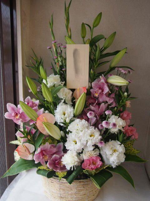 花ギフト フラワーギフト 誕生日 花 カノシェ話題 スタンド花 ウエディングブーケ 花束 花屋 49718
