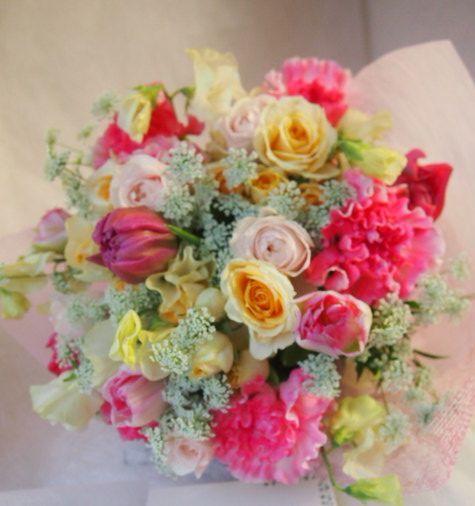 花ギフト|フラワーギフト|誕生日 花|カノシェ話題|スタンド花|ウエディングブーケ|花束|花屋|44419