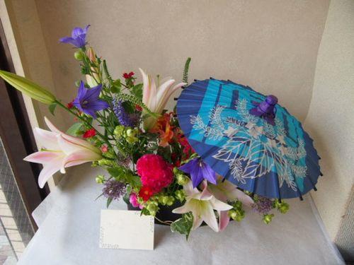 花ギフト|フラワーギフト|誕生日 花|カノシェ話題|スタンド花|ウエディングブーケ|花束|花屋|56947