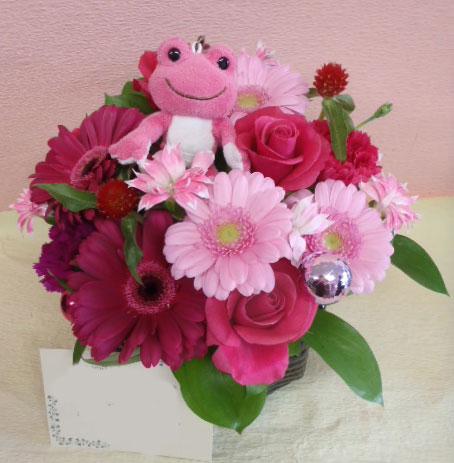花ギフト フラワーギフト 誕生日 花 カノシェ話題 スタンド花 ウエディングブーケ 花束 花屋 ayumi-p