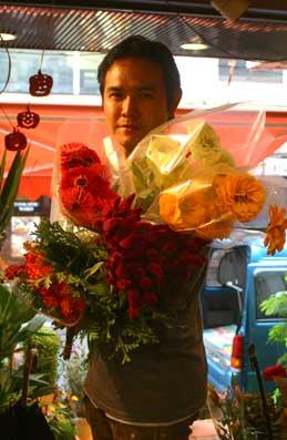 花ギフト|フラワーギフト|誕生日 花|カノシェ話題|スタンド花|ウエディングブーケ|花束|花屋|KOJI