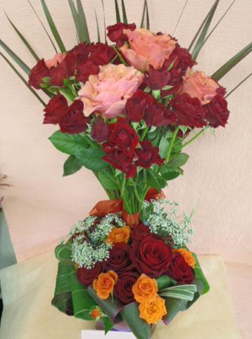 花ギフト|フラワーギフト|誕生日 花|カノシェ話題|スタンド花|ウエディングブーケ|花束|花屋|ラヴィじゅん