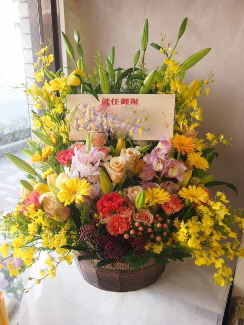 花ギフト|フラワーギフト|誕生日 花|カノシェ話題|スタンド花|ウエディングブーケ|花束|花屋|45828