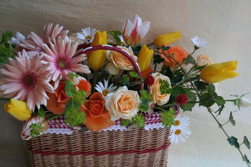 花ギフト フラワーギフト 誕生日 花 カノシェ話題 スタンド花 ウエディングブーケ 花束 花屋 picnic2