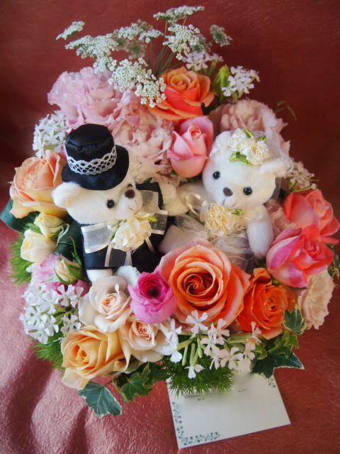 花ギフト|フラワーギフト|誕生日 花|カノシェ話題|スタンド花|ウエディングブーケ|花束|花屋|45373