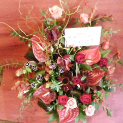 花ギフト|フラワーギフト|誕生日 花|カノシェ話題|スタンド花|ウエディングブーケ|花束|花屋|aka
