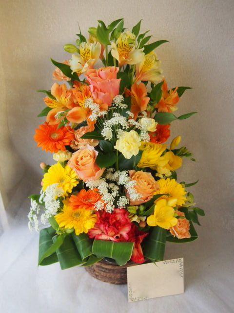 花ギフト|フラワーギフト|誕生日 花|カノシェ話題|スタンド花|ウエディングブーケ|花束|花屋|54245