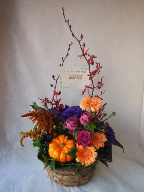 花ギフト|フラワーギフト|誕生日 花|カノシェ話題|スタンド花|ウエディングブーケ|花束|花屋|43436