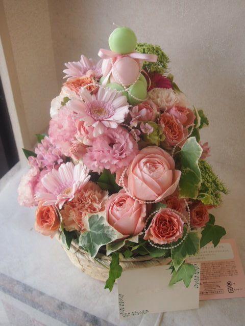 花ギフト|フラワーギフト|誕生日 花|カノシェ話題|スタンド花|ウエディングブーケ|花束|花屋|48176