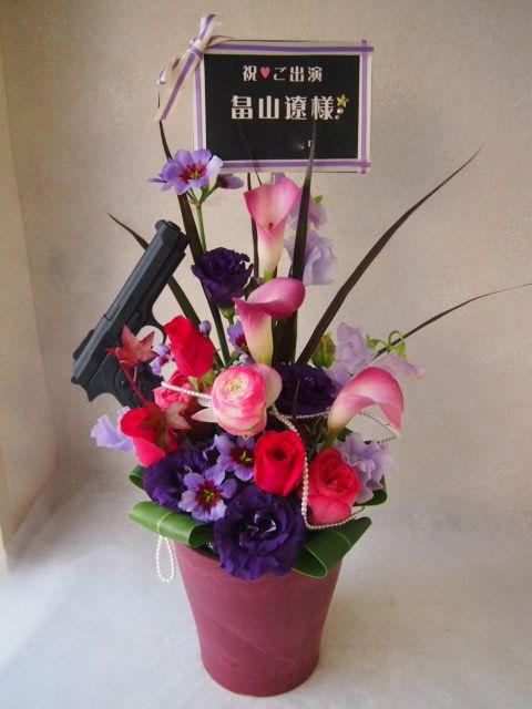 花ギフト|フラワーギフト|誕生日 花|カノシェ話題|スタンド花|ウエディングブーケ|花束|花屋|53431