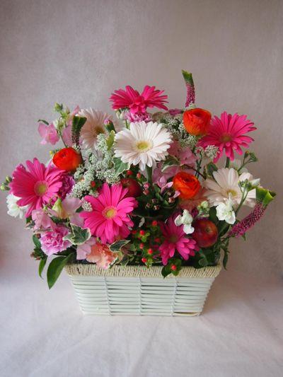 花ギフト|フラワーギフト|誕生日 花|カノシェ話題|スタンド花|ウエディングブーケ|花束|花屋|36922