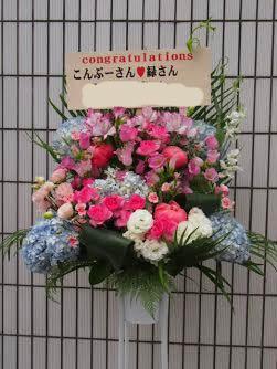 花ギフト|フラワーギフト|誕生日 花|カノシェ話題|スタンド花|ウエディングブーケ|花束|花屋|麻布セント・メアリー教会