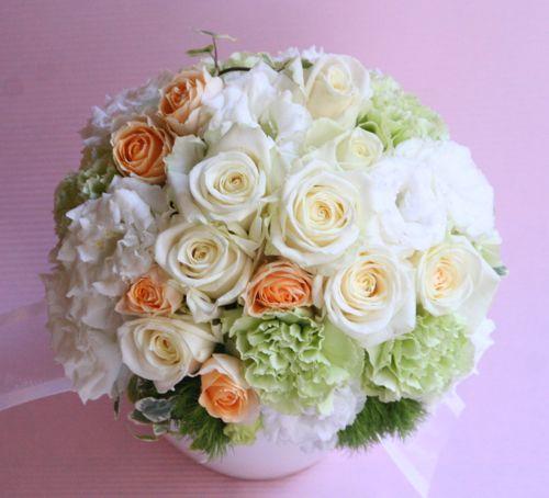 花ギフト|フラワーギフト|誕生日 花|カノシェ話題|スタンド花|ウエディングブーケ|花束|花屋|IMG_0541