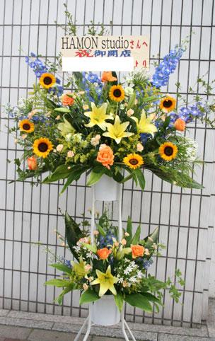 花ギフト|フラワーギフト|誕生日 花|カノシェ話題|スタンド花|ウエディングブーケ|花束|花屋|hamonsama