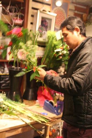 花ギフト|フラワーギフト|誕生日 花|カノシェ話題|スタンド花|ウエディングブーケ|花束|花屋|IMG_5726