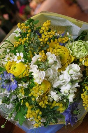 花ギフト|フラワーギフト|誕生日 花|カノシェ話題|スタンド花|ウエディングブーケ|花束|花屋|ミモザs