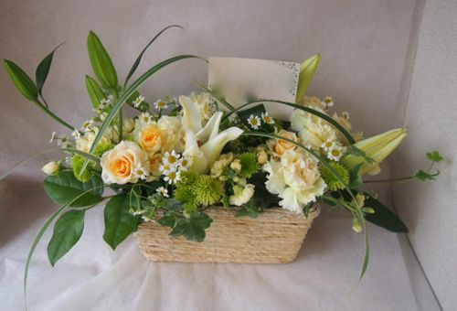 花ギフト|フラワーギフト|誕生日 花|カノシェ話題|スタンド花|ウエディングブーケ|花束|花屋|45961