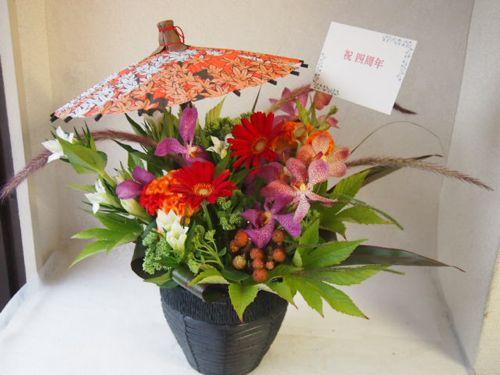 花ギフト|フラワーギフト|誕生日 花|カノシェ話題|スタンド花|ウエディングブーケ|花束|花屋|50405