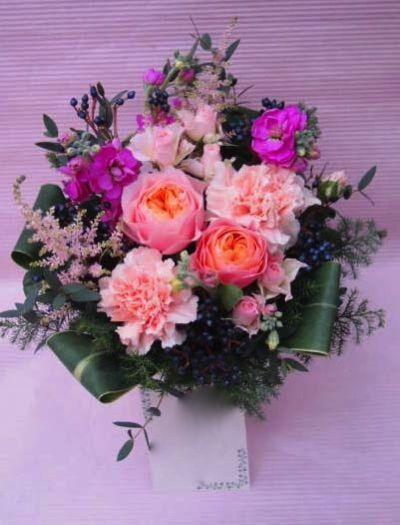 花ギフト|フラワーギフト|誕生日 花|カノシェ話題|スタンド花|ウエディングブーケ|花束|花屋|37343