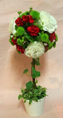 花ギフト フラワーギフト 誕生日 花 カノシェ話題 スタンド花 ウエディングブーケ 花束 花屋 IMG_7512