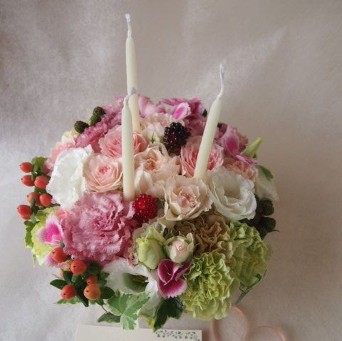 花ギフト|フラワーギフト|誕生日 花|カノシェ話題|スタンド花|ウエディングブーケ|花束|花屋|41902