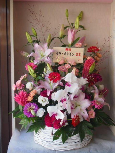 花ギフト|フラワーギフト|誕生日 花|カノシェ話題|スタンド花|ウエディングブーケ|花束|花屋|42833