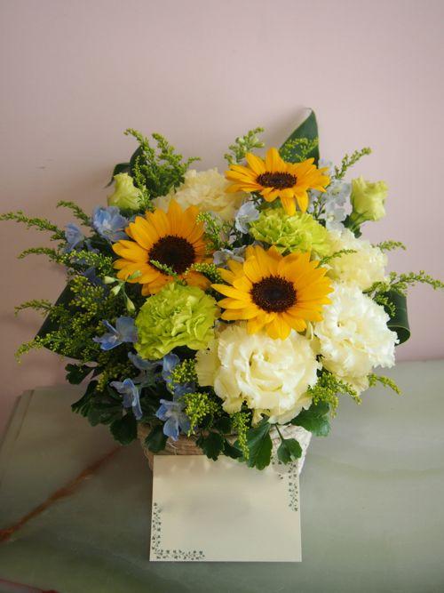 花ギフト|フラワーギフト|誕生日 花|カノシェ話題|スタンド花|ウエディングブーケ|花束|花屋|56970