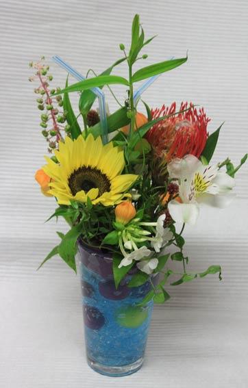 花ギフト|フラワーギフト|誕生日 花|カノシェ話題|スタンド花|ウエディングブーケ|花束|花屋|IMG_4164