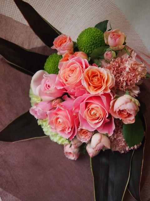 花ギフト|フラワーギフト|誕生日 花|カノシェ話題|スタンド花|ウエディングブーケ|花束|花屋|52833
