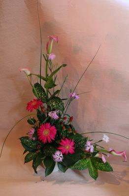 花ギフト フラワーギフト 誕生日 花 カノシェ話題 スタンド花 ウエディングブーケ 花束 花屋 チェさんカラー