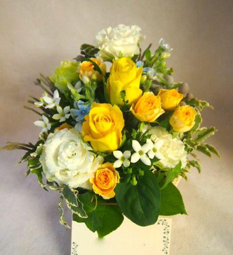 花ギフト|フラワーギフト|誕生日 花|カノシェ話題|スタンド花|ウエディングブーケ|花束|花屋|43538