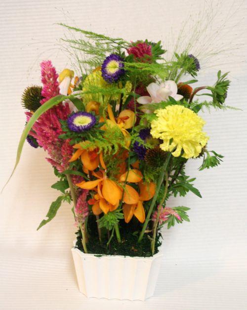 花ギフト|フラワーギフト|誕生日 花|カノシェ話題|スタンド花|ウエディングブーケ|花束|花屋|IMG_0858