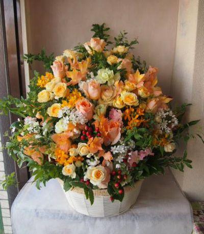 花ギフト|フラワーギフト|誕生日 花|カノシェ話題|スタンド花|ウエディングブーケ|花束|花屋|39290