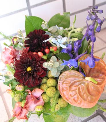花ギフト|フラワーギフト|誕生日 花|カノシェ話題|スタンド花|ウエディングブーケ|花束|花屋|秋ちゃん青