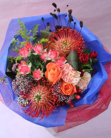 花ギフト|フラワーギフト|誕生日 花|カノシェ話題|スタンド花|ウエディングブーケ|花束|花屋|2015_aut_b_1