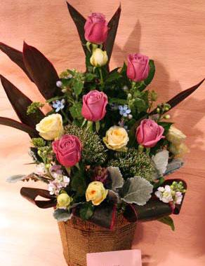 花ギフト フラワーギフト 誕生日 花 カノシェ話題 スタンド花 ウエディングブーケ 花束 花屋 kayokorose