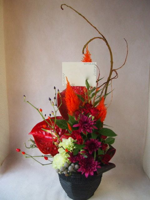 花ギフト|フラワーギフト|誕生日 花|カノシェ話題|スタンド花|ウエディングブーケ|花束|花屋|43889